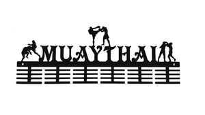 MuayThai 48 tier medal hanger (option of colors available)