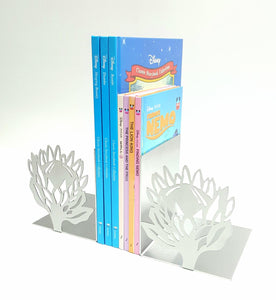 Protea Flower Book Ends