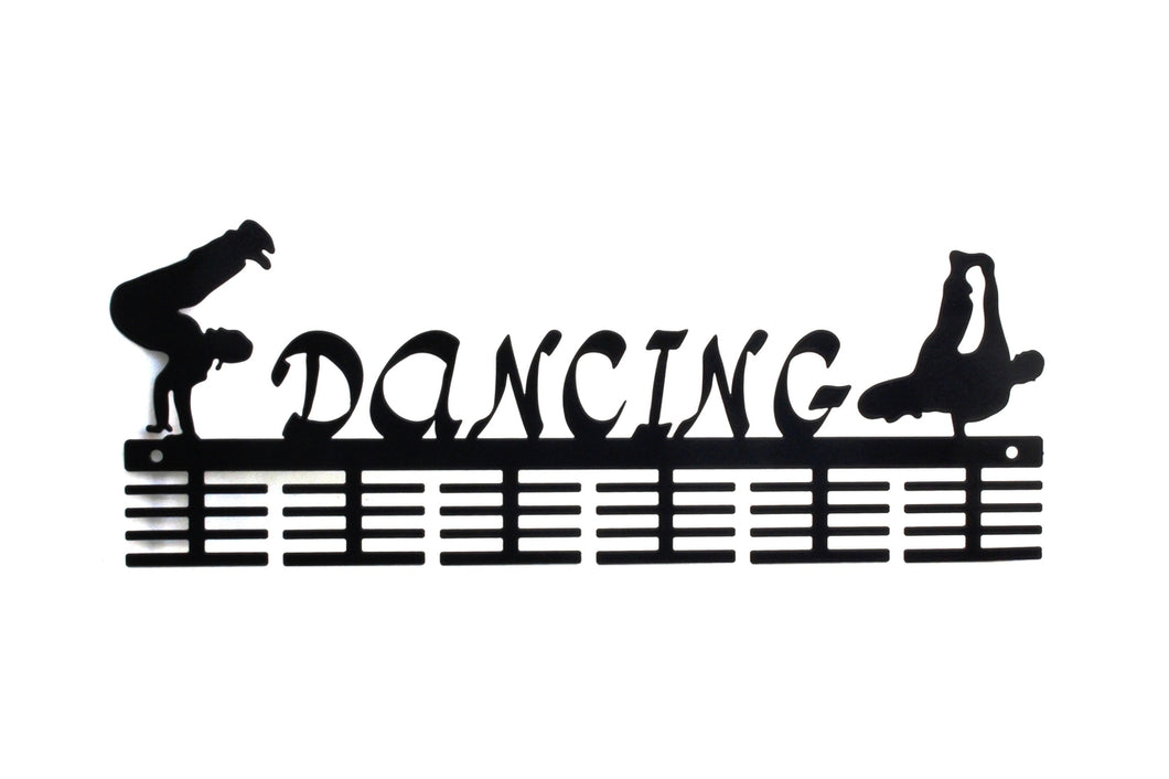 Hip hop Dancing 48 tier medal hanger (option of colors available)