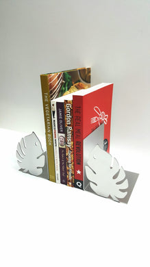 Monstera Book Ends