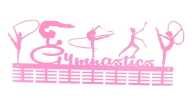 Gymnastics Rhythmic mixed 56 tier medal hanger (option of colors available)