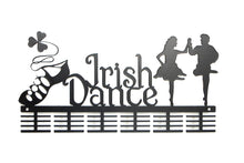 Load image into Gallery viewer, Irish Dancing 48 tier medal hanger (option of colors available)