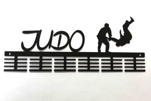 Judo 48 tier medal hanger (option of colors available)