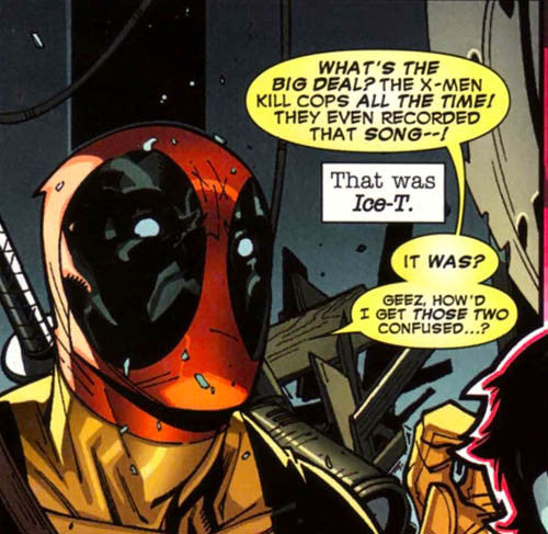 Deadpool - The Facts