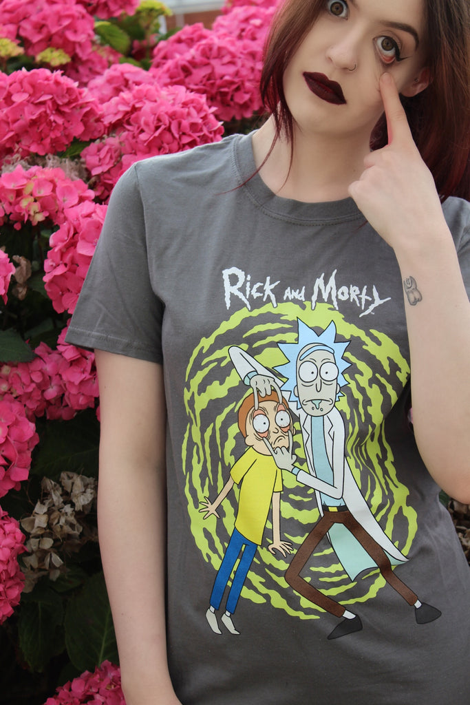 New Rick and Morty Tees