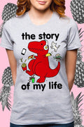 The Story of My Life Tee