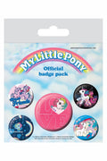 Retro My Little Pony Badge Pack
