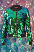 Mermaid Two Tone Jacket
