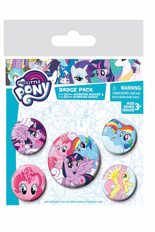 My Little Pony Badge Pack