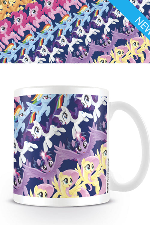 My Little Pony Movie Mug