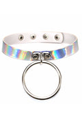 Holographic O Ring Choker