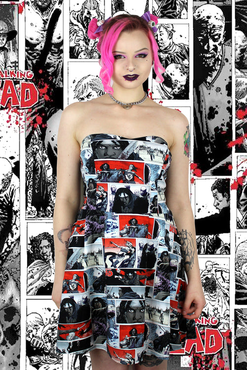 Walking Dead Sweetheart Dress