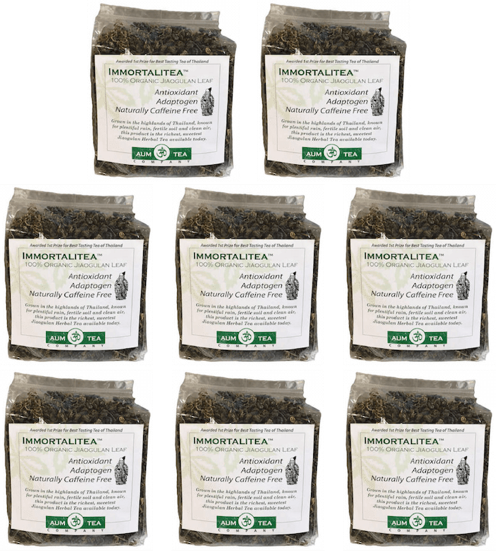jiaogulan tea wholesale reseller packs cellophane