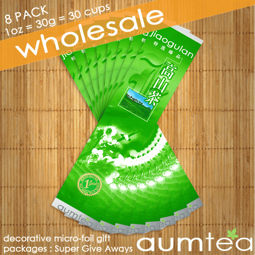 buy wholesale jiaogulan 30 g reseller packages