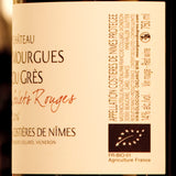 Mourgues du Grés, Galets Rouges 2016