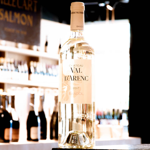Château Val d'Arenc blanc 2017