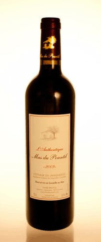 Mas du Pountil, L'Authentique 2010