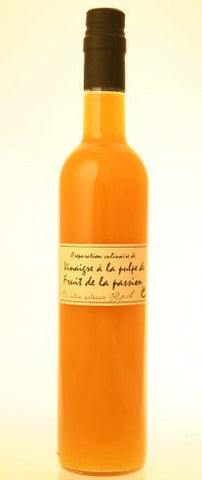 Vinaigre à la pulpe de Fruit de la Passion 500ml
