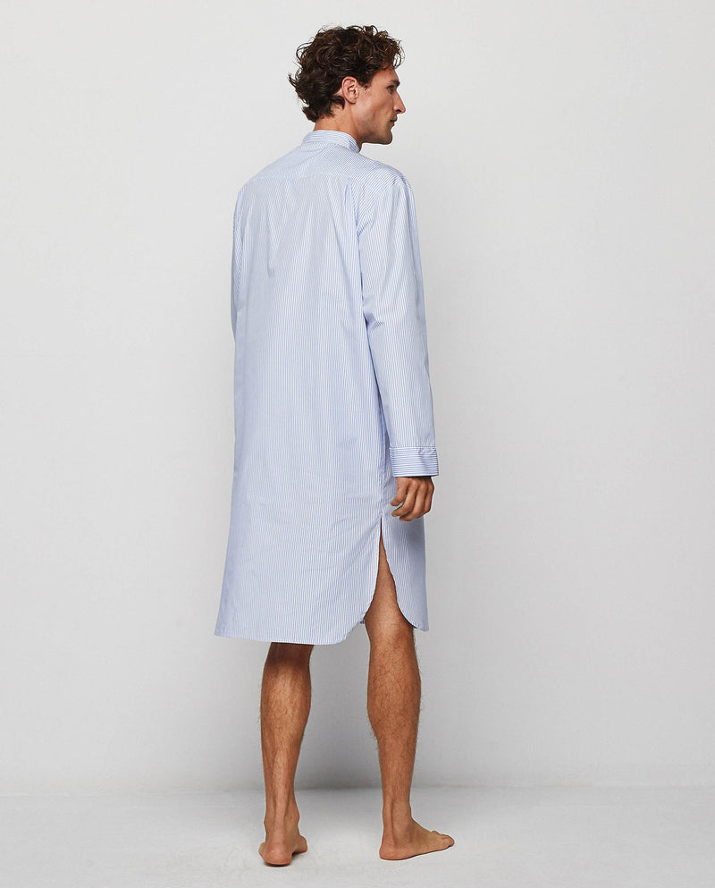 NIGHTSHIRT MANGA LARGA by MIRTO