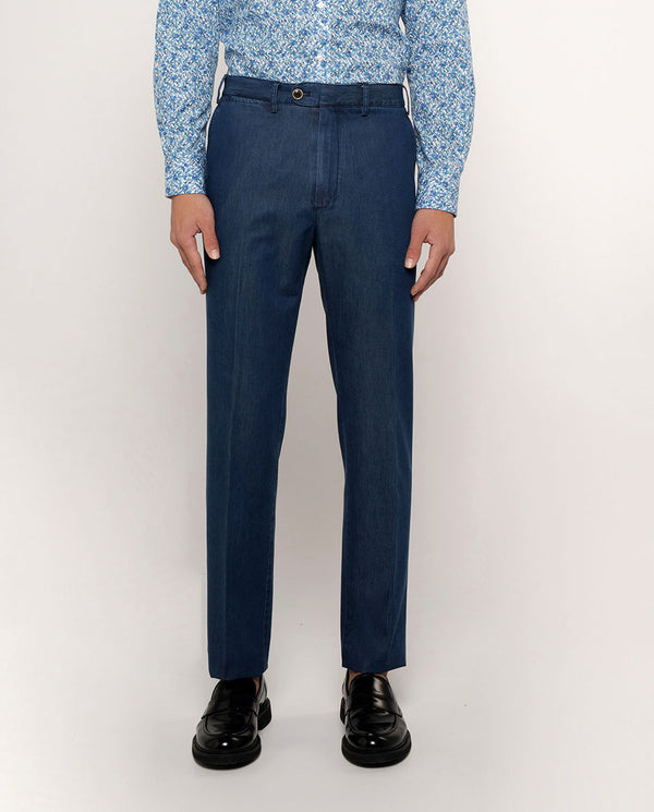 PANTALON CASUAL DENIM TALLAS GRANDES by MIRTO