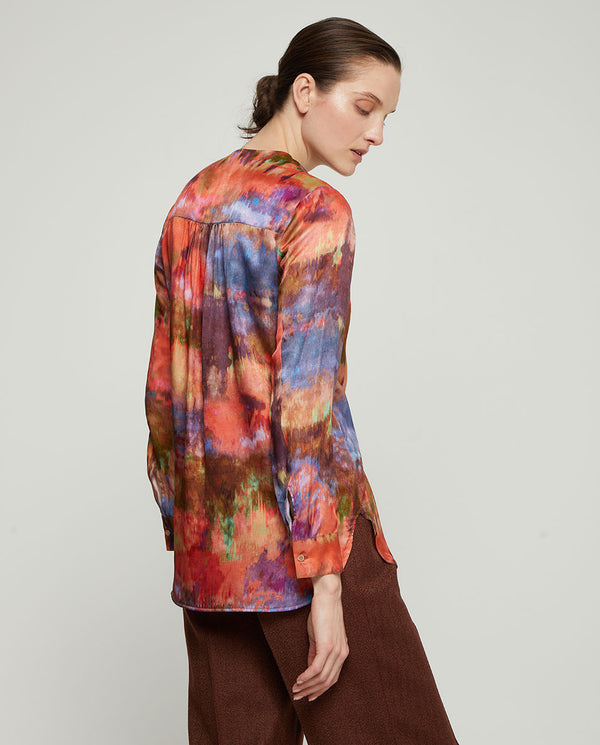 BLUSA TYE-DYE by MIRTO