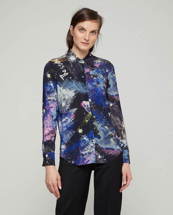 BLUSA ESTAMPADO GALAXIA by MIRTO