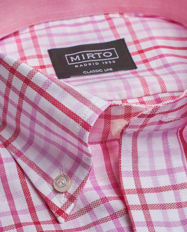 CAMISA CASUAL MANGA LARGA