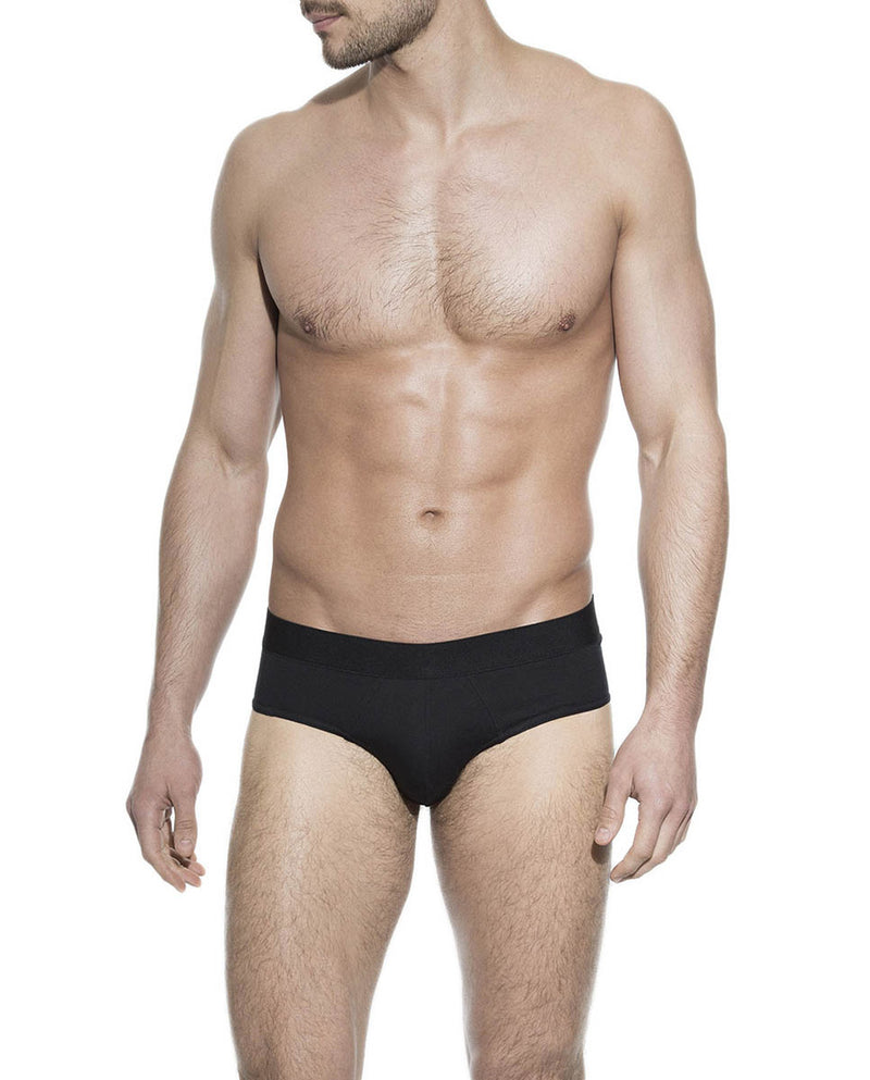 BRIEF BLACK by MIRTO
