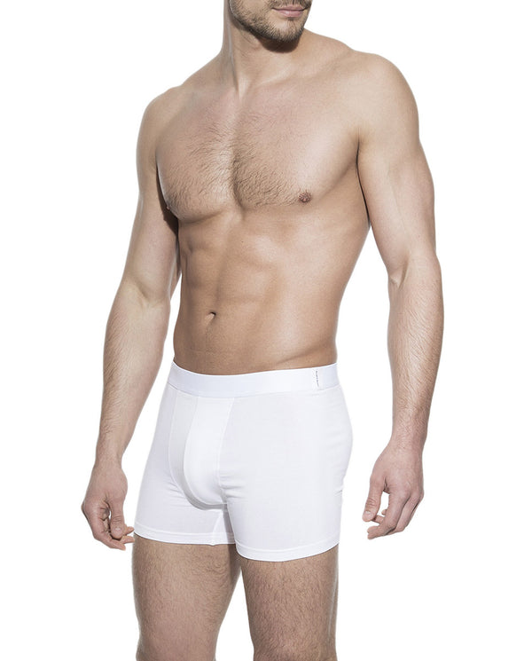 BOXER BRIEF WHITE by MIRTO