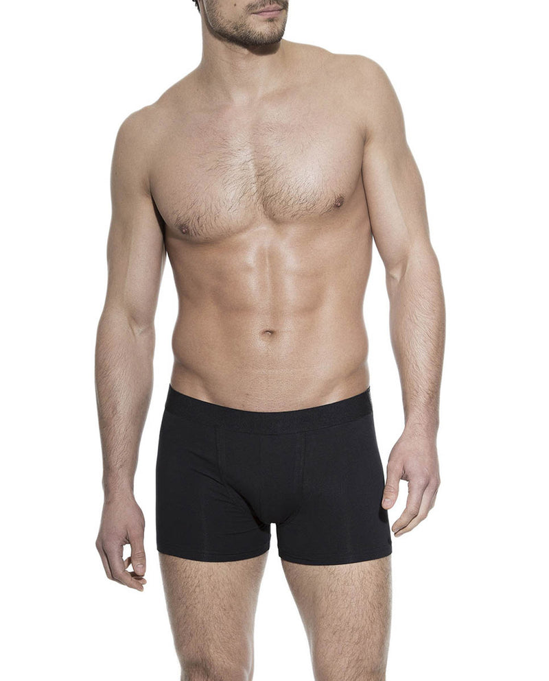 BOXER BRIEF BLACK by MIRTO