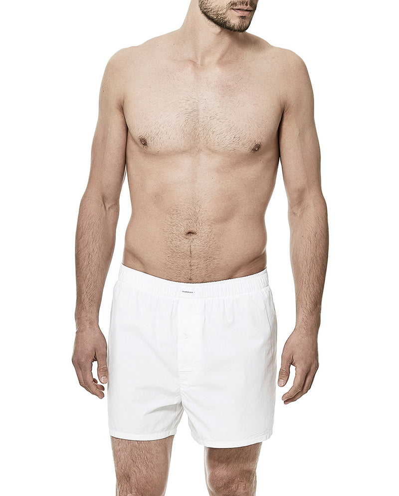 BOXER SHORT WHITE by MIRTO