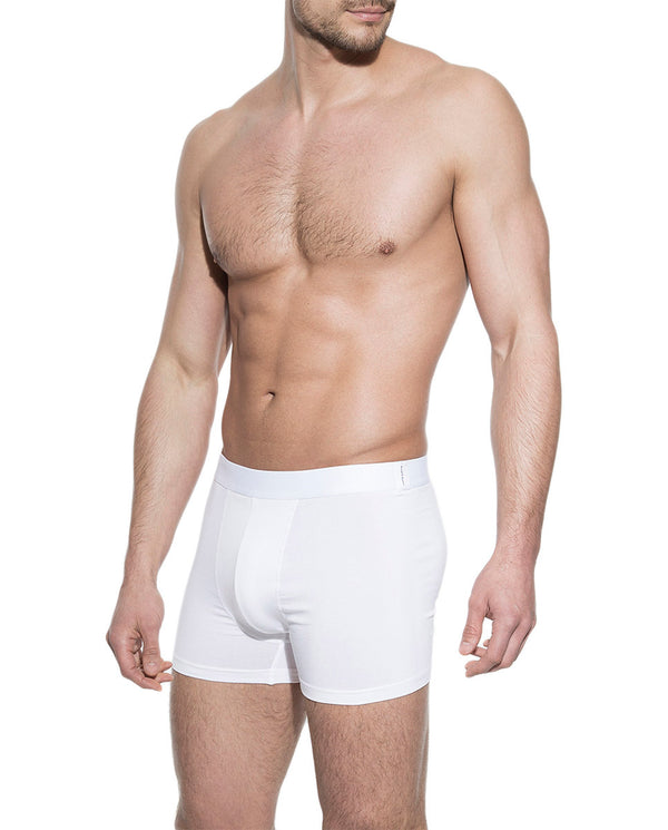 3-PACK BOXER BRIEF WHITE by MIRTO