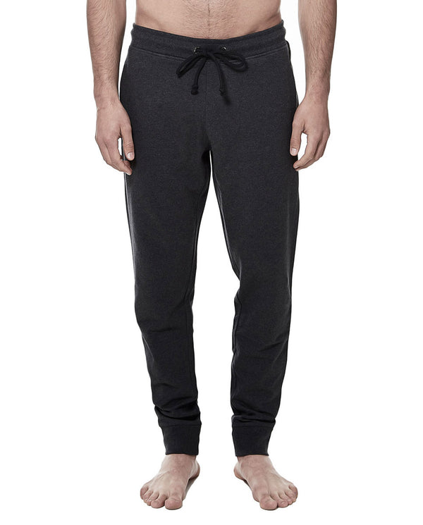 LOUNGE PANT DARK GREY MELANGE by MIRTO