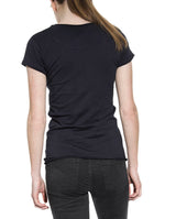 CREW-NECK RELAXED DARK NAVY by MIRTO