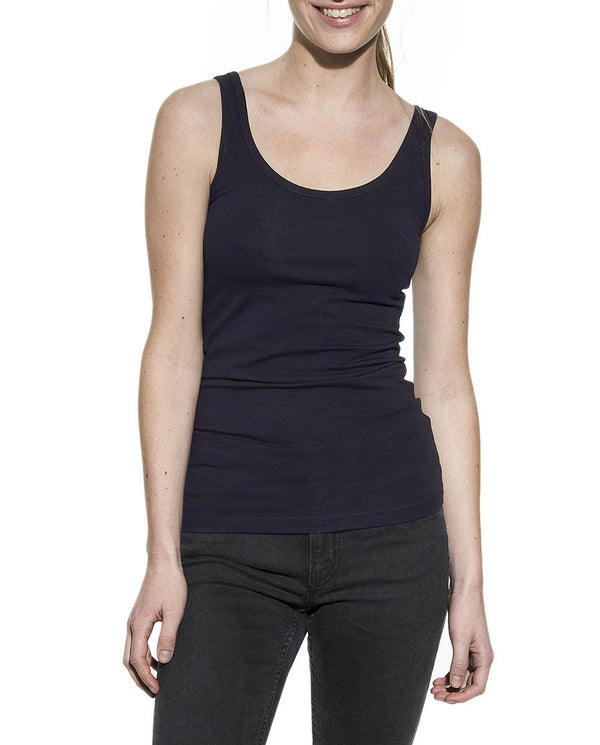 TANK DARK NAVY by MIRTO