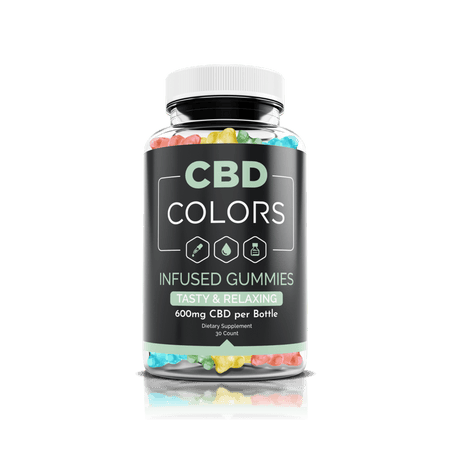 CBD Gummies - cbd-colors-shop