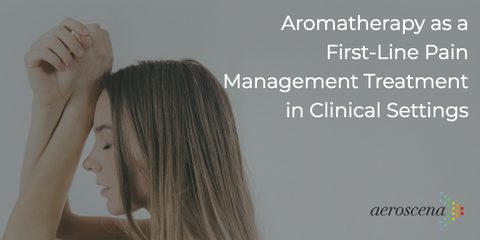 clinical aromatherapy pain management