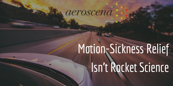 motion sickness and aromatherapy