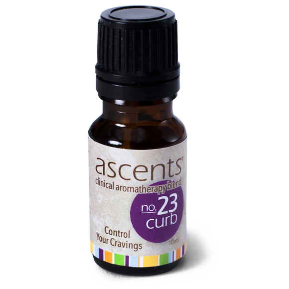 Curb Essential Oil Formula for Appetite Reduction (10 ml) | Aromatherapy for Weight Loss