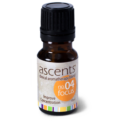 Focus No. 04 Ascents® Liquid Essential Oil Formula (10ml)