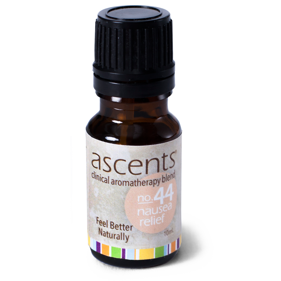Nausea Relief No. 44 Ascents® Liquid Essential Oil Formula (10ml)