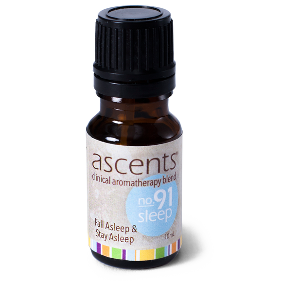 Sleep Essential Oil Formula for Insomnia (10 ml) | Aromatherapy for Sleep