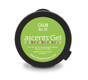 Essential Oil Gel for Stress and Anxiety Relief | Calm No. 34