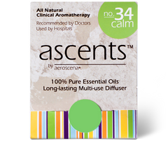 Ascents Essential Oil Aromatherapy Nasal Inhaler