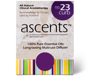 Curb No. 23 Essential Oil Nasal Inhaler for Weight Loss | Aromatherapy