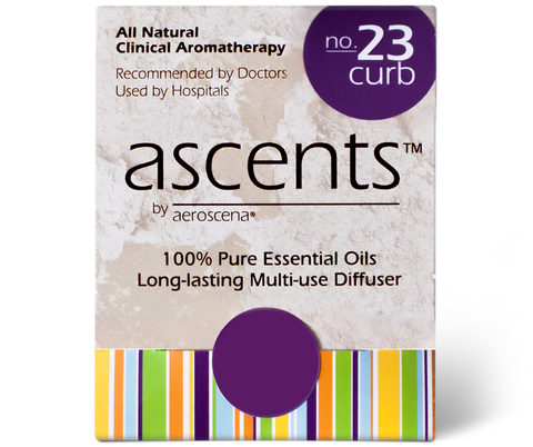 Curb No. 23 Ascents® Essential Oil Inhaler