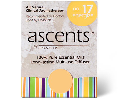 Energize No. 17 Ascents® Essential Oil Inhaler