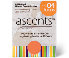 Ascents® Focus No. 44 Personal Inhaler
