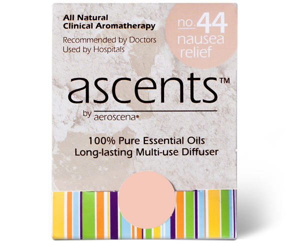 Nausea Relief Essential Oil Nasal Inhaler | Aromatherapy for Nausea