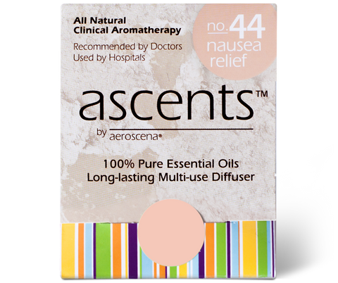 Nausea Relief No. 44 Ascents® Essential Oil Inhaler